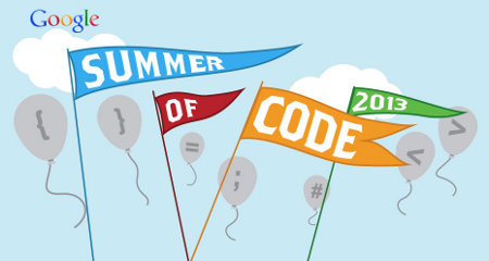 Google Summer of Code 2013 logo