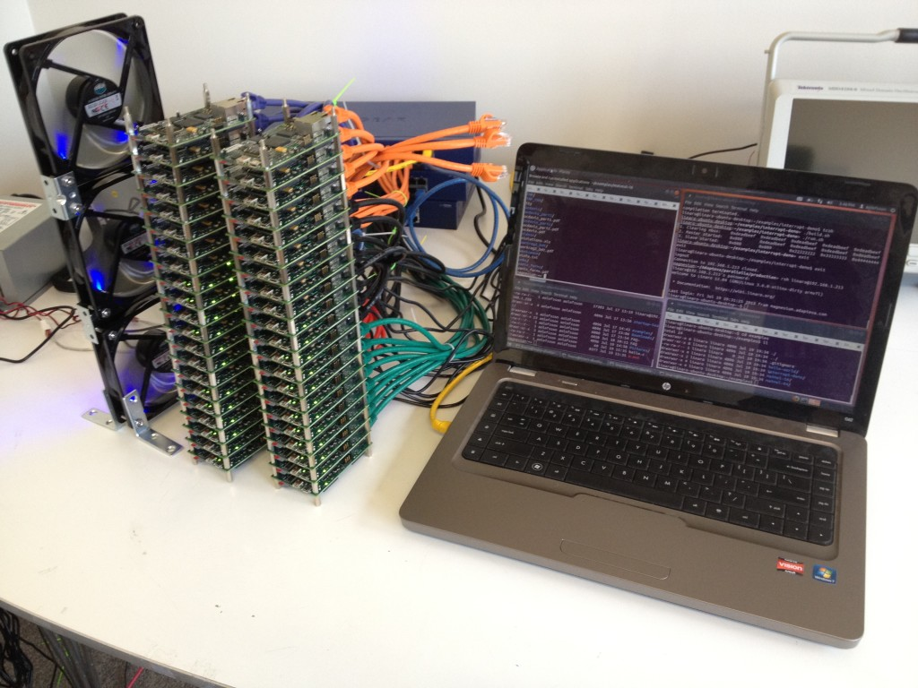 first_parallella_cluster