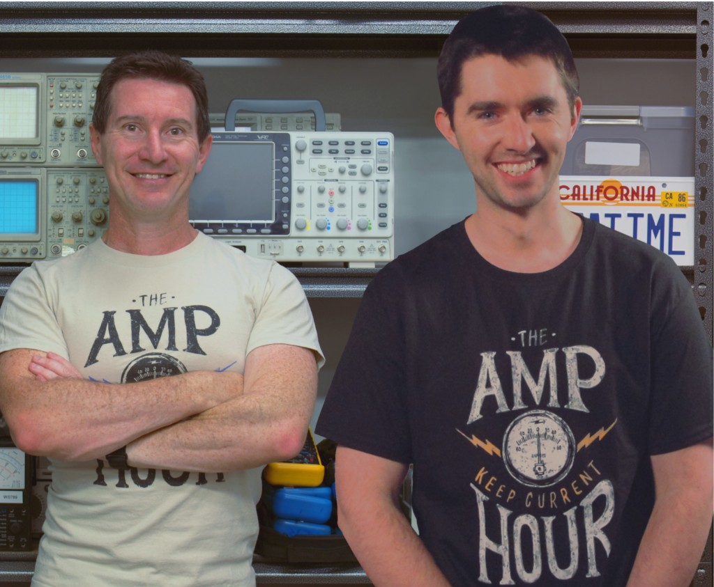 Andreas Olofsson interview on the AMP Hour